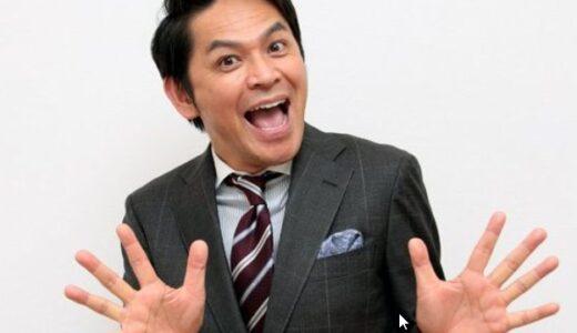 ますだおかだ・岡田圭右、クイズ番組司会で人気!嫁はどんな人?若い頃イケメンで家族美形揃い!